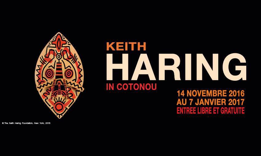 L'exposition «Keith Haring in Cotonou», à la Fondation Zinsou, au Bénin, a lieu jusqu'au 7 janvier 2017.