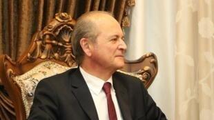 فرانسوا سنهمو سفیر فرانسه در ایران