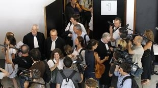 A Paris court adjourned the Bettencourt trial on Thursday to examine new evidence on secret tapes leaked to the press.