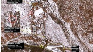 Căn cứ thử nghiệm nguyên tử Punggye-ri của Bắc Triều Tiên