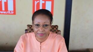 Mme Aïssata Touré Coulibaly, invitée du Débat africain, est la présidente des femmes chefs d'entreprises du Mali.