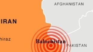 درگیری مأموران سپاه پاسداران با عوامل تروریستی در استان سیستان و بلوچستان، در نزدیکی مرز پاکستان رخ داده است.