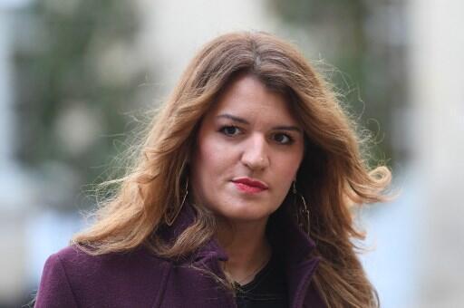 Marlène Schiappa, la secrétaire d'État chargée de l'Égalité entre les femmes et les hommes, et de la lutte contre les discriminations.