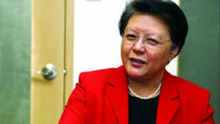 曾经担任香港立法会主席的范徐丽泰