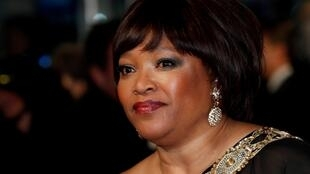 Zindzi Mandela (ici en 2013) est décédée ce lundi 13 juillet à l'âge de 59 ans.
