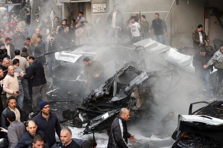 Shambulizi dhidi ya makao makuu ya kundi la Hezbollah, mjini Beirut