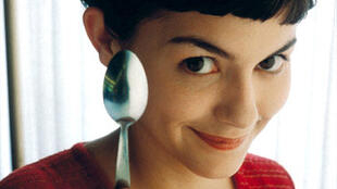 Audrey Tautou in the Paris flick Amélie, which made 2001 a tremendous year for French cinema