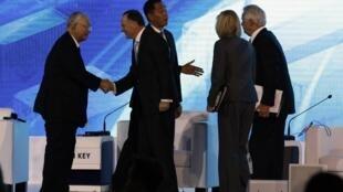 Le forum de Coopération économique de l'Asie-Pacifique (Apec) représente plus de la moitié de la richesse mondiale.