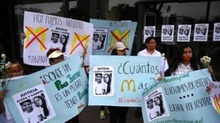 L'électrocution de deux jeunes employés d'un restaurant McDonald's à Lima avait provoqué l'indignation de la population en décembre 2019.