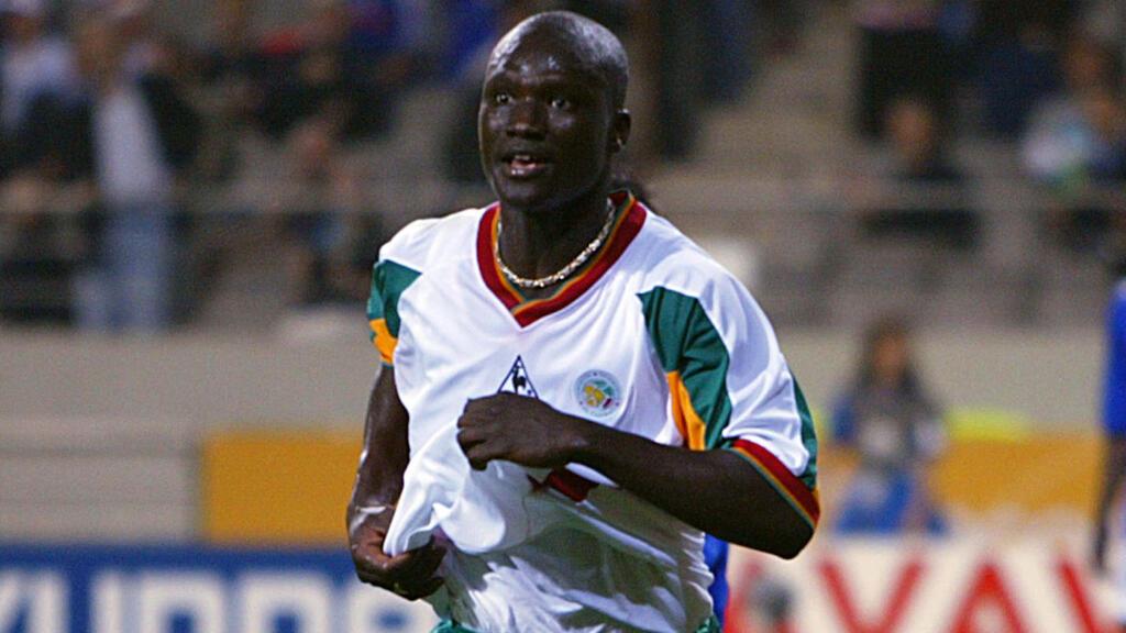 Papa Bouba Diop, légende du football sénégalais, est mort à 42 ans