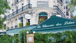 رستوران قدیمی پاریس La Closerie des Lilas واقع در بلوار Montparnasse