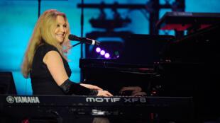 La pianista Eliane Elias.