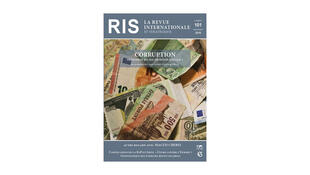 Couverture N° 101 de la Revue internationale et stratégique.