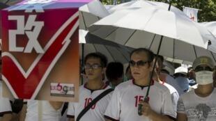 香港泛民派被譴責要對香港民主發展進程受阻負全責