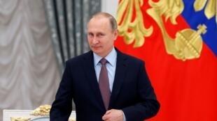 Essa é a 4ª vez consecutiva que Vladimir Putin é escolhido pela revista Forbes como a personalidade mais poderosa do ano