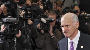 Greek Prime Minister George Papandreou faces a difficult task to lead the country out of recession