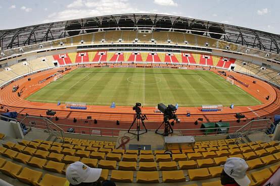 Uwanja wa Estadio de Bata nchini Equitorial Guinea