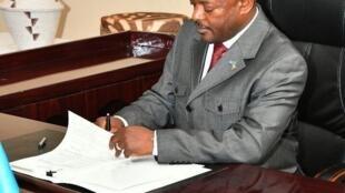Sherehe ya utiaji sahihi imefanyika Alhamisi wiki hii katika ikulu ya rais mjini Gitega, katikati mwa Burundi