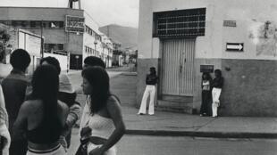 Serie Galladas, Fernell Franco,1970.