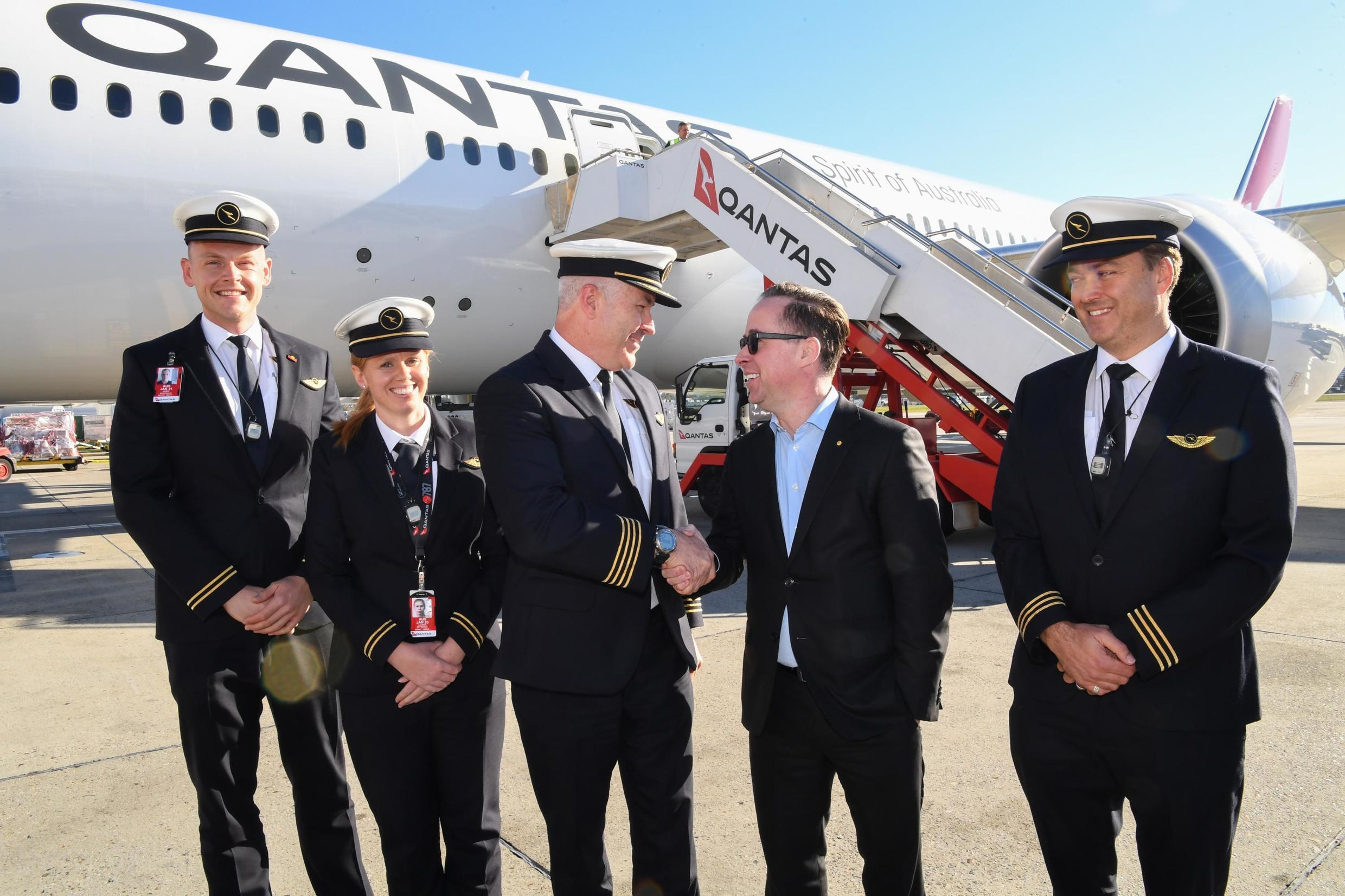 Australian Airline Qantas to Cut 6,000 Jobs in Long-Term Pandemic Recovery Plan
