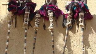 Le pays dogon, une destination habituellement prisée par les touristes occidentaux