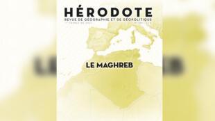 Couverture Revue Hérodote_Maghreb - 1er trimestre 2021 - numéro 180 - Orient hebdo