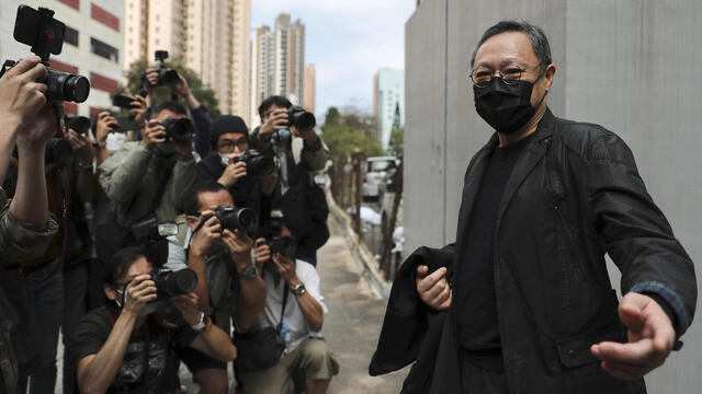 当民主初选在香港成为罪行(photo:RFI)