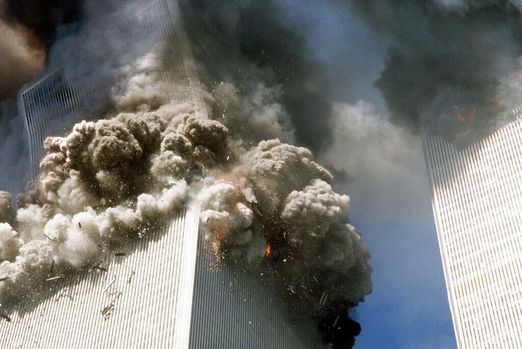US - New York - 11 Septembre - terrorisme - World Trade Center