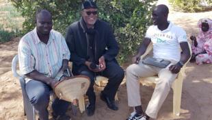 Dans la plantation de Youssou Gaye, agroforestier à NGaye NDiawar, l'un des quarante villages de la commune de NGourane.