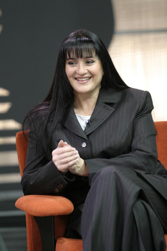 Украинский депутат Ольга Герасимюк