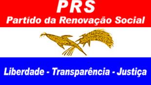 Bandeira do PRS
