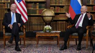 6月16日俄美总统峰会