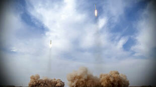 Iran - missile - exercice militaire