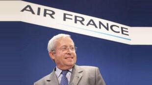 Pierre-Henri Gourgeon, Directeur général de Air France.