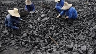 朝鮮是中國最大的煤炭供應國之一