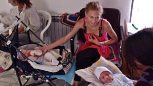 Mães adolescentes na Bosnia e Herzegovina