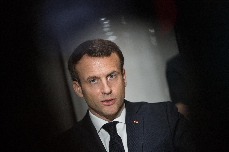 """O presidente francês, Emmanuel Macron, pediu nesta quarta-feira (10) que o governo seja """"implacável"""" contra o racismo."""