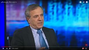 ایرج مصداقی، کنشگر حقوق بشر و پژوهشگر