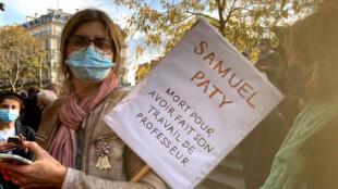 Manifestação République