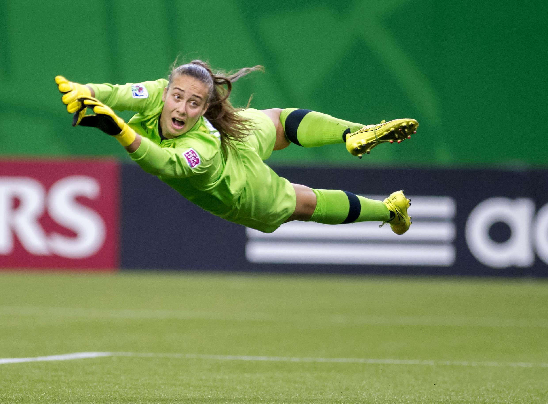 Le football féminin a pris son envol, comme ici au Canada, mais reste encore inégalement pratiqué.