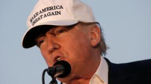 Dan takarar shugabancin Amurka karkashin Jam'iyyar Republican Donald Trump.
