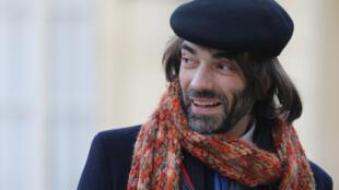 Cédric Villani, candidat aux élections municipales à Paris.