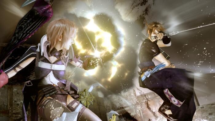Du loisir à l'addiction, la frontière semble parfois étroite. Ici, séquence tirée du jeu vidéo «Lightning returns: Final Fantasy XIII».