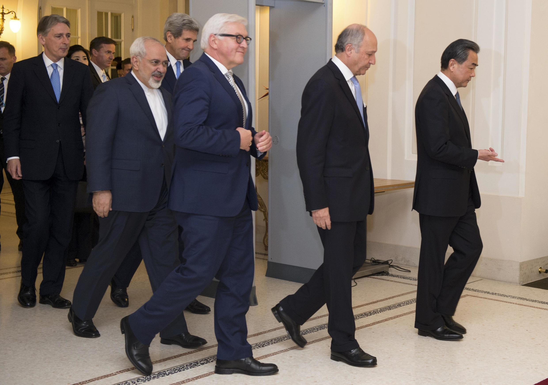 L'Iran et les grandes puissances se donnent désormais jusqu'au 1er juillet 2015 pour trouver un accord global sur le nucléaire iranien.