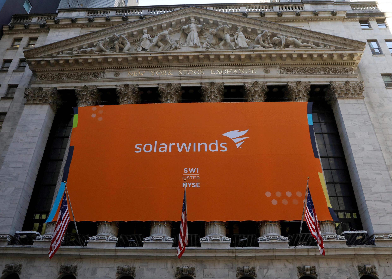 Bannière SolarWinds