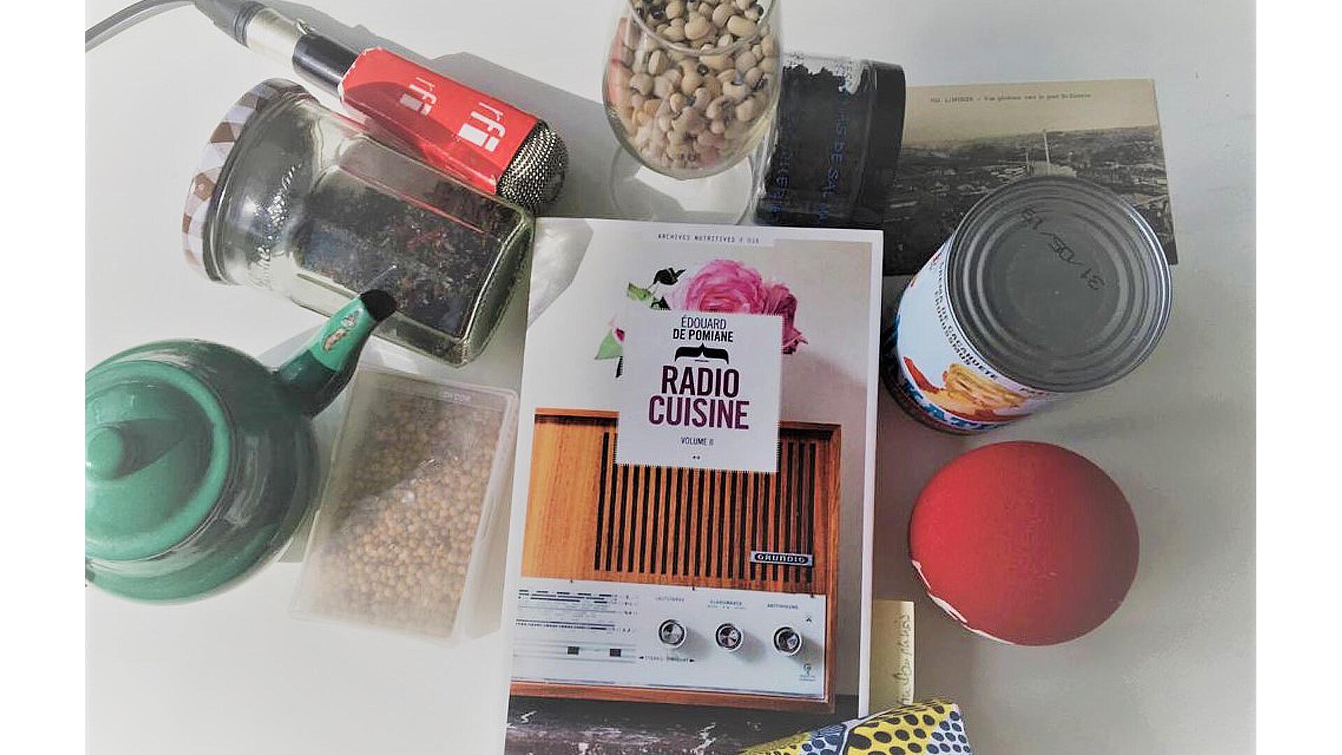 Radio Cuisine _ Le Goût du monde RFI - fête de la radio - 5 juin 2021