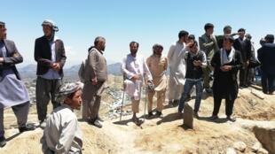 Funérailles afghanistan