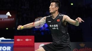 China's Chen Long, who finished runners up in Denmark Open, won the men's French Open badminton title in Paris.