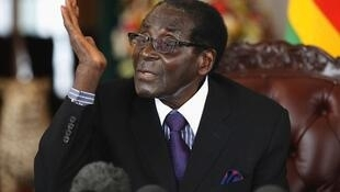 91 years old on Saturday - Zimbabwe's President Robert Mugabe