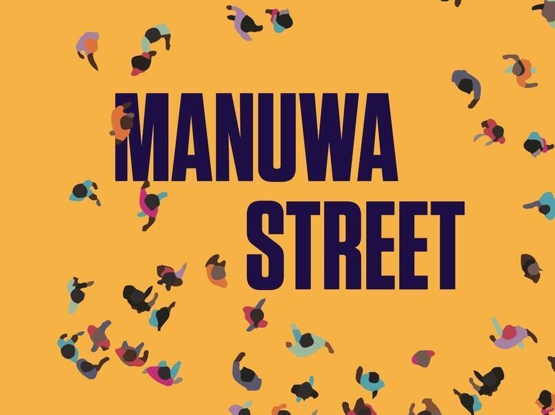 Sophie Bouillon : « Manuwa Street ».  © Premier parallèle